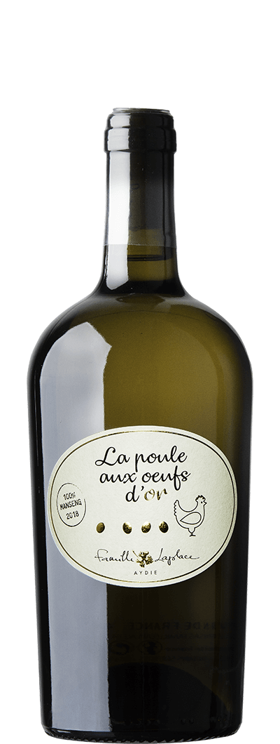 la poule aux oeufs or vin de france laplace